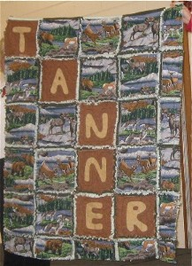 Tanner's Quilt