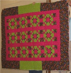 Quilter's Cottage Retreat Mystery Quilt