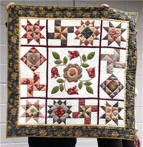 Block of the Month Finale